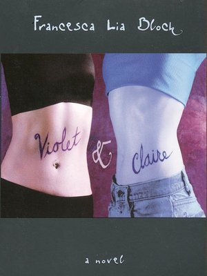 cover image of Violet & Claire