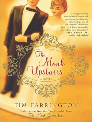 cover image of The Monk Upstairs