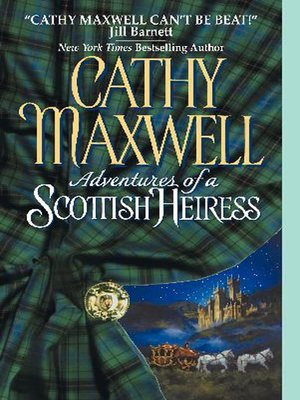 cover image of Adventures of a Scottish Heiress