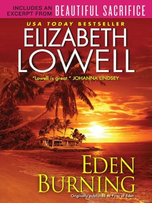 cover image of Eden Burning with Bonus Material
