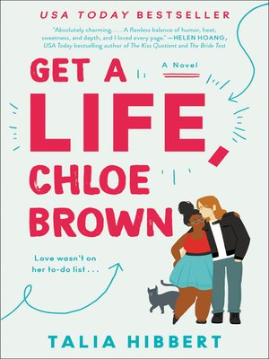cover image of Get a Life, Chloe Brown