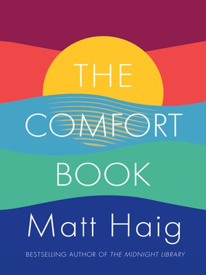 cover image of The Comfort Book