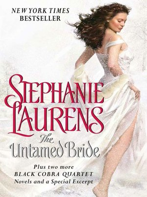 cover image of The Untamed Bride Plus Two Full Novels and Bonus Material