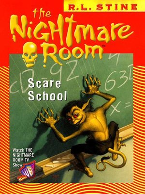 cover image of Scare School