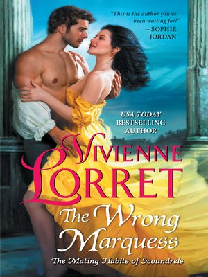 cover image of The Wrong Marquess