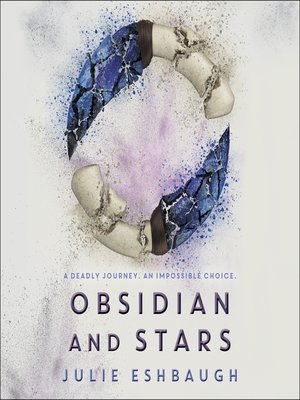 cover image of Obsidian and Stars