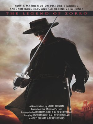 cover image of The Legend of Zorro