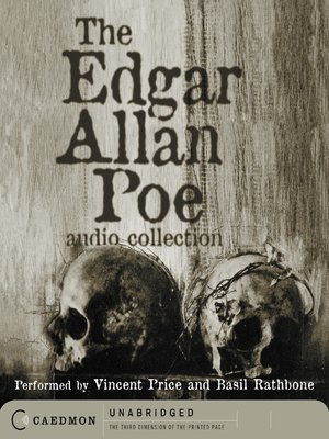 cover image of The Edgar Allan Poe Audio Collection