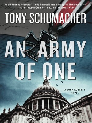 cover image of An Army of One