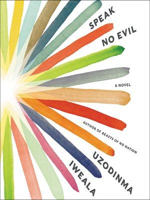 cover image of Speak No Evil