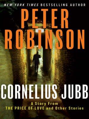 cover image of Cornelius Jubb