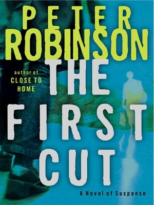 cover image of The First Cut