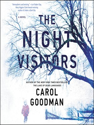 cover image of The Night Visitors