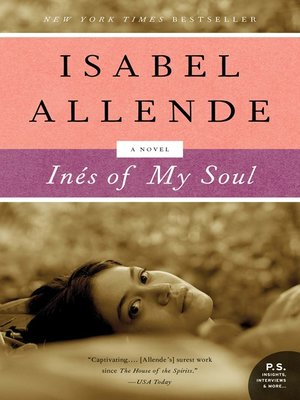 cover image of Ines of My Soul
