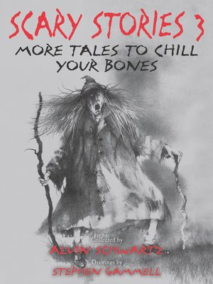 cover image of Scary Stories 3