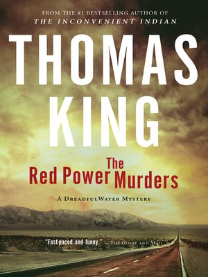 cover image of The Red Power Murders
