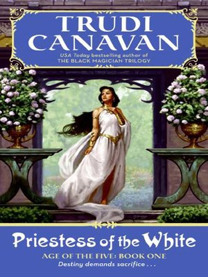 cover image of Priestess of the White