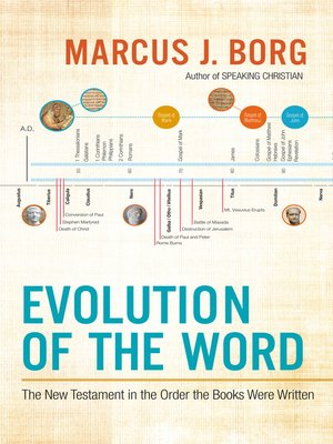 cover image of Evolution of the Word