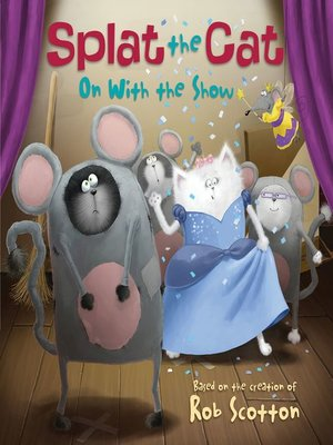 cover image of On with the Show
