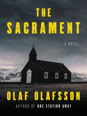 cover image of The Sacrament