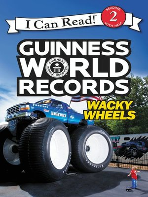 cover image of Wacky Wheels