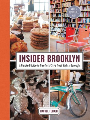 cover image of Insider Brooklyn