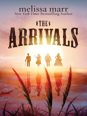 cover image of The Arrivals
