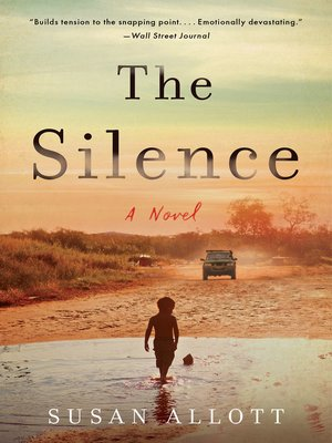The Silence Book Cover