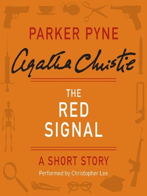 cover image of The Red Signal
