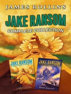 cover image of Jake Ransom Complete Collection