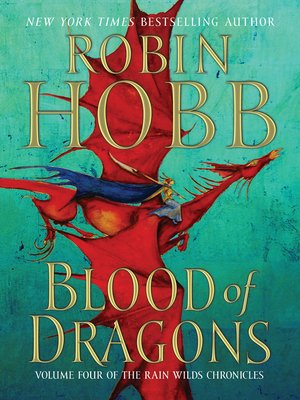 cover image of Blood of Dragons