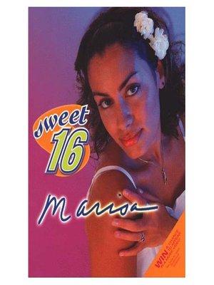 cover image of Marisa