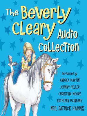 cover image of The Beverly Cleary Audio Collection