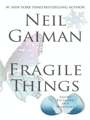 cover image of Selections from Fragile Things, Volume 5
