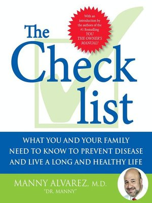 cover image of The Checklist