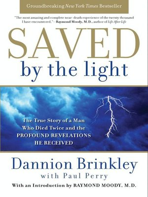 cover image of Saved by the Light