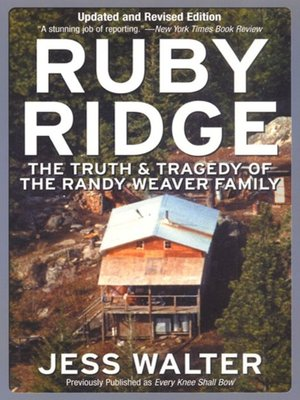 cover image of Ruby Ridge