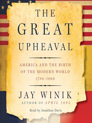 cover image of The Great Upheaval