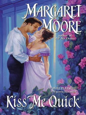 cover image of Kiss Me Quick
