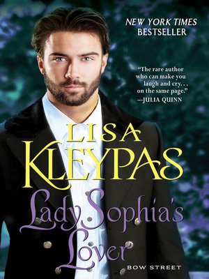 cover image of Lady Sophia's Lover