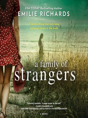 cover image of A Family of Strangers