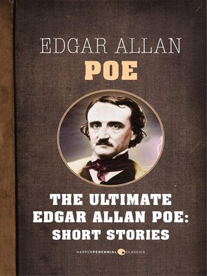 cover image of Edgar Allan Poe Short Stories