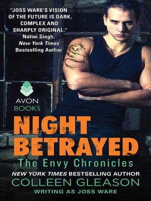 cover image of Night Betrayed
