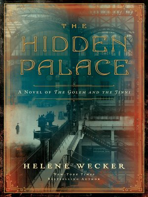 cover image of The Hidden Palace