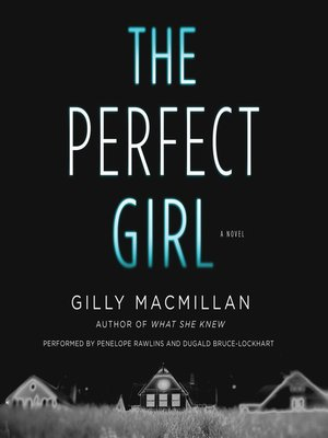 cover image of The Perfect Girl