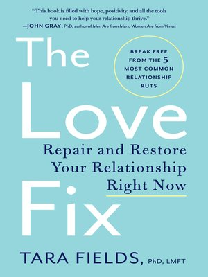 cover image of The Love Fix
