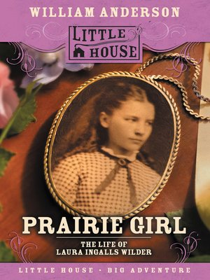 cover image of Prairie Girl