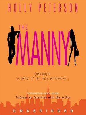 cover image of The Manny
