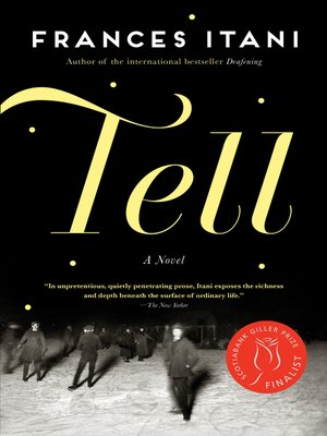 cover image of Tell