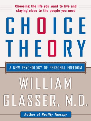 cover image of Choice Theory